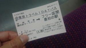 東京トラベル1DAYパス (6)