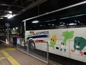 神戸三宮・舞子~鳴門・徳島 サラダエクスプレス (5)