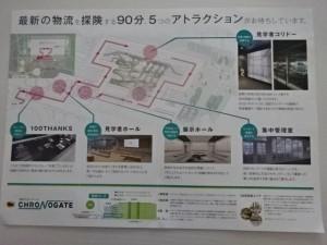 ヤマト運輸工場見学 羽田クロノゲート (5)