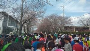 幸手マラソン (2)