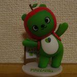 【長野県PRキャラクター】アルクマフィギュアを買ってみた!