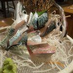 【入荷時限定!!】鈴木水産のさば姿造りが美味だった!